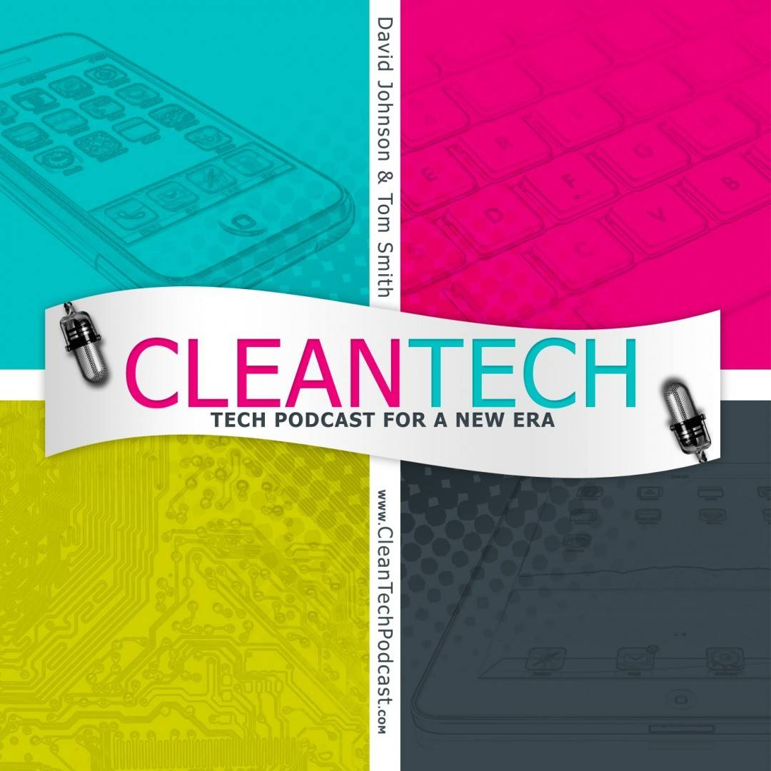 Clean Tech Album Art