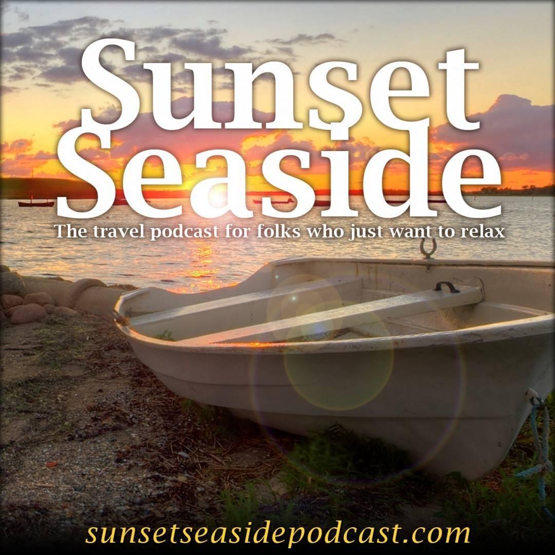 Sunset Seaside Album Art