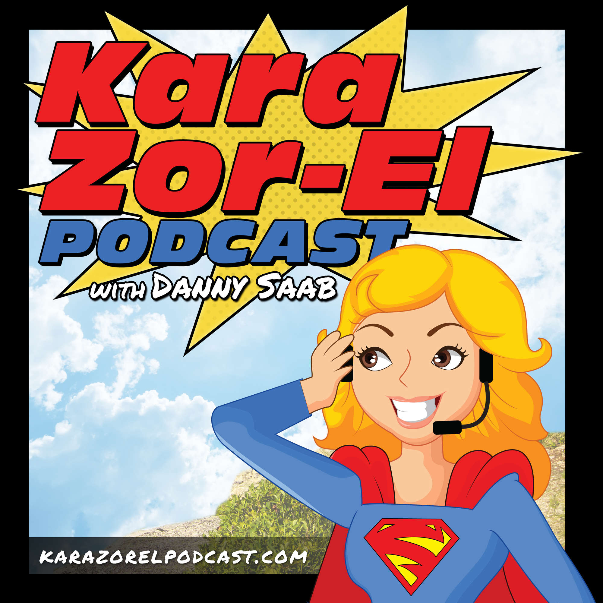 Kara Zor-El Podcast