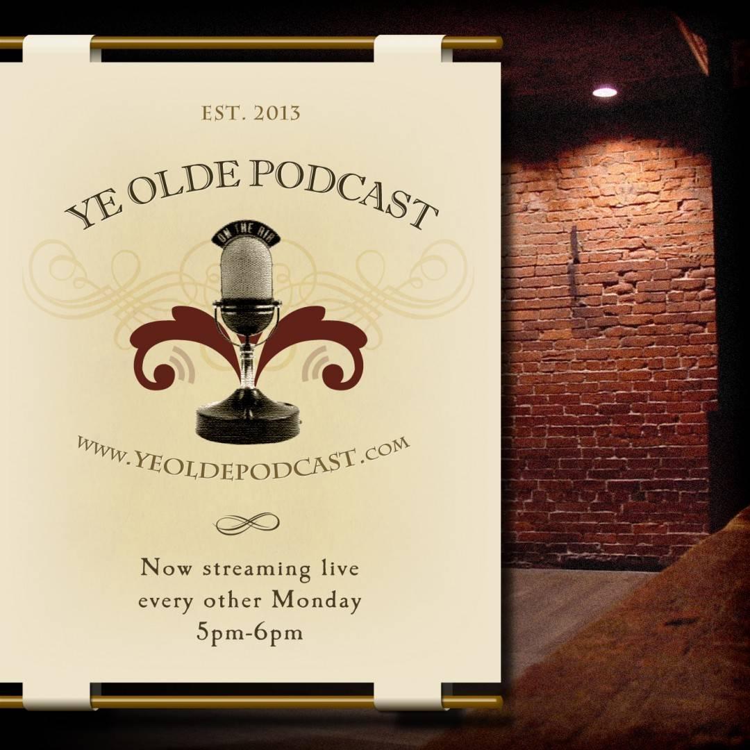 Ye Olde Podcast Album Art