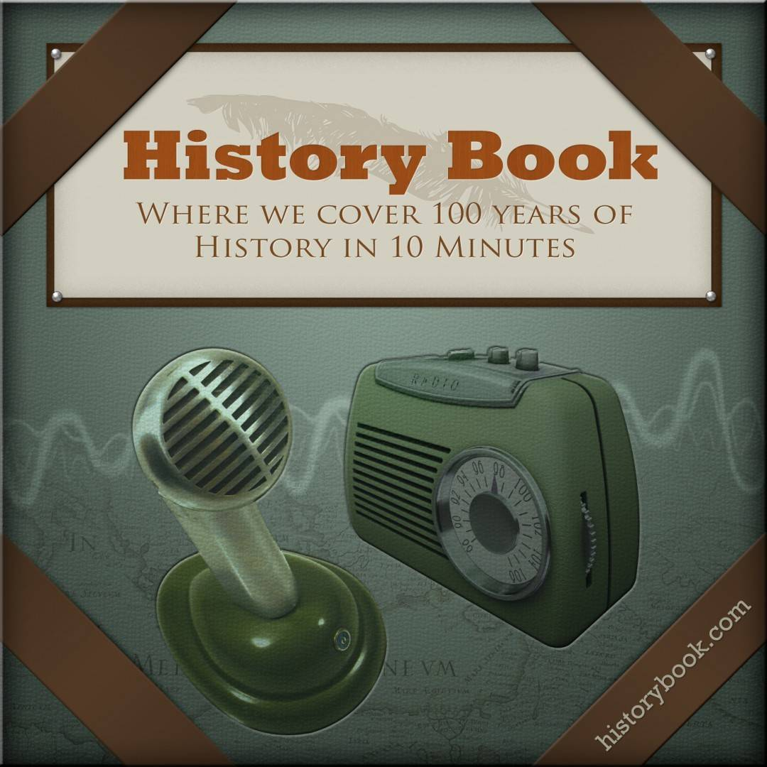 History Book Podcast Album Art