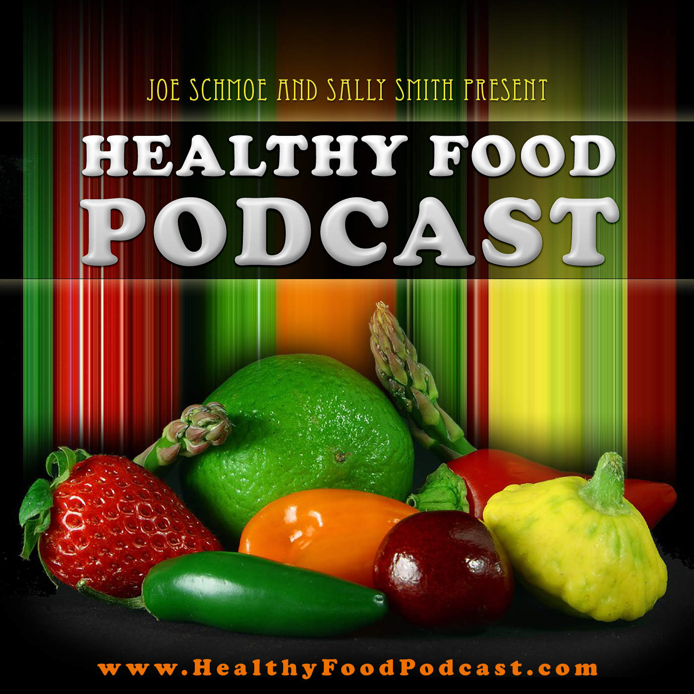 Healthy Food Podcast