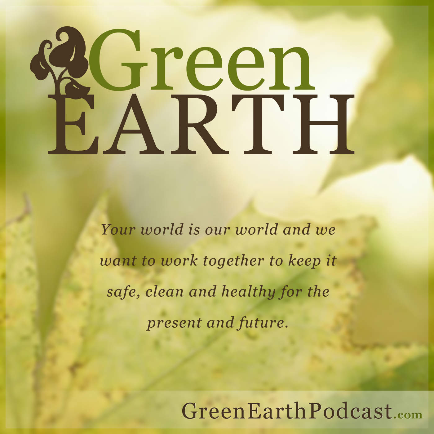 Green Earth Podcast