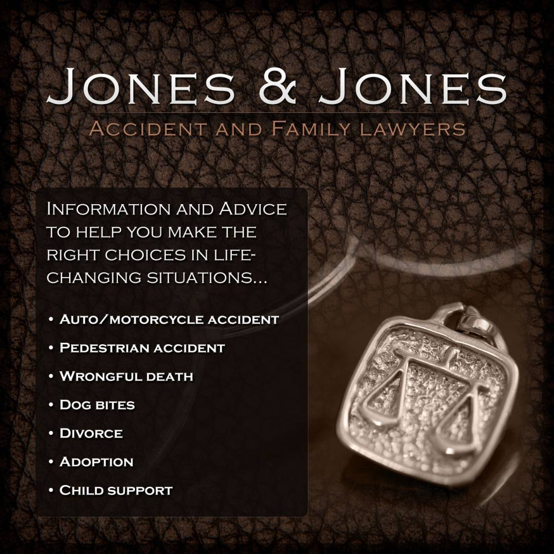Jones & Jones Lawyers