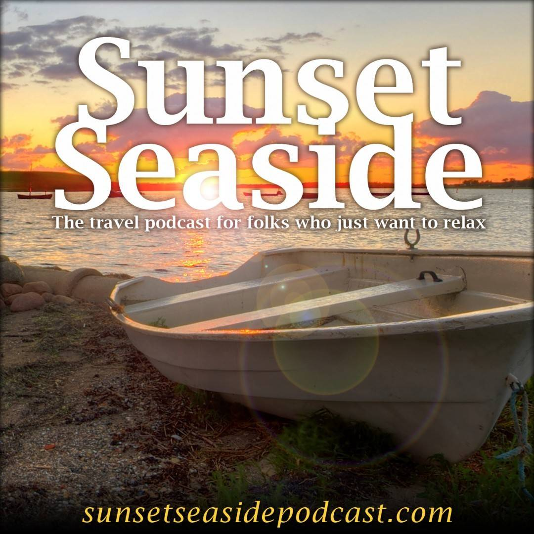 Sunset Seaside Album Art