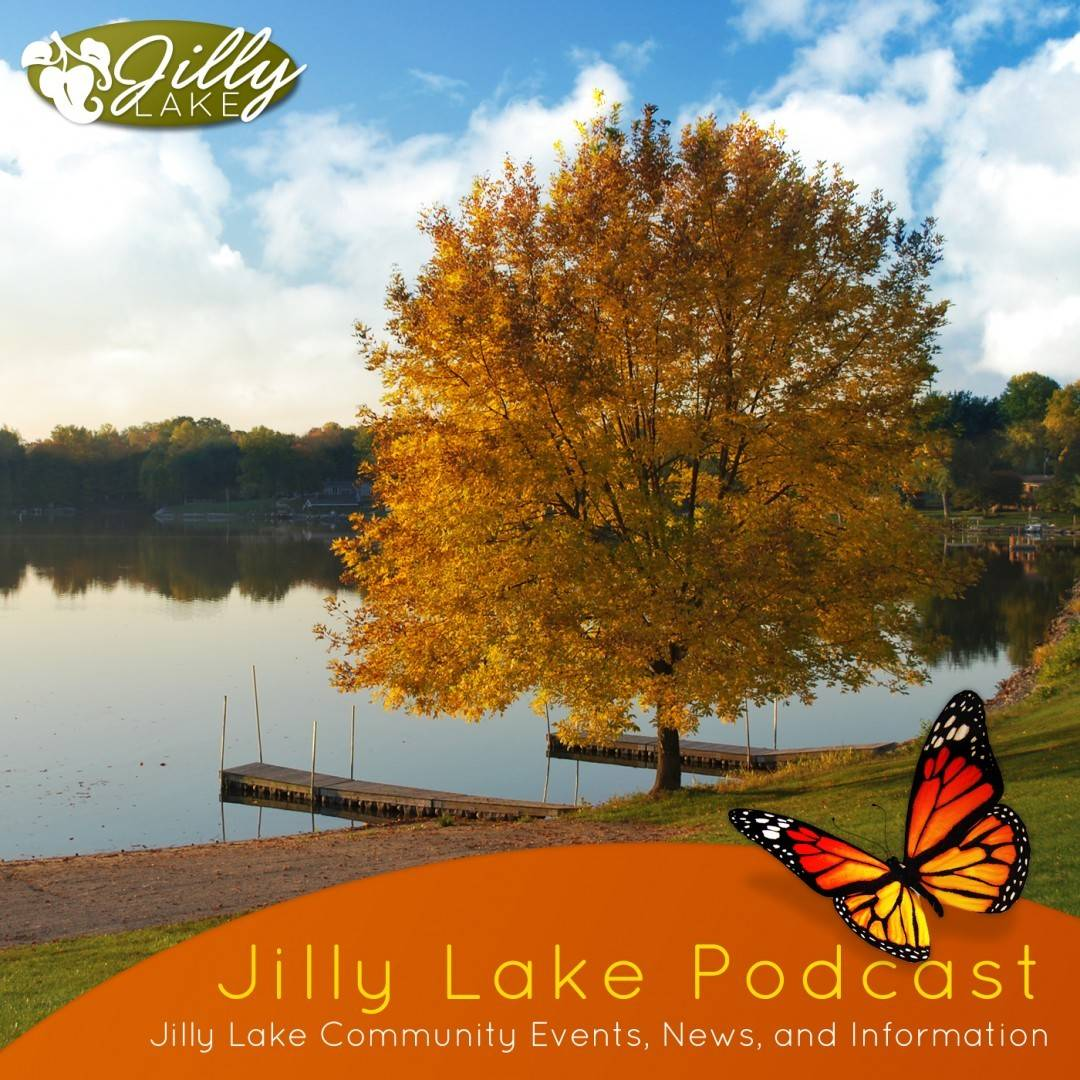 Jilly Lake Podcast Album Art