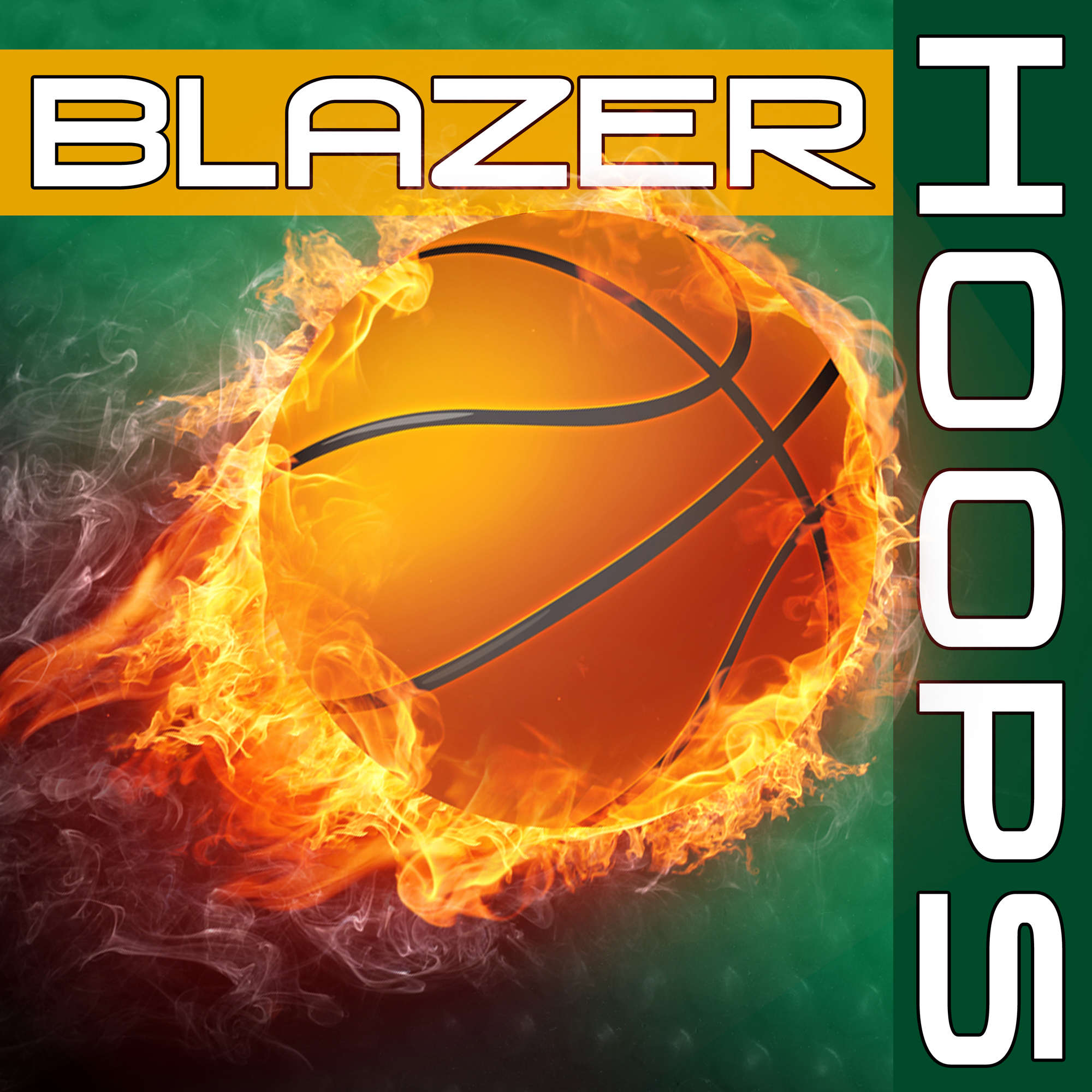 Blazer Hoops Album Art