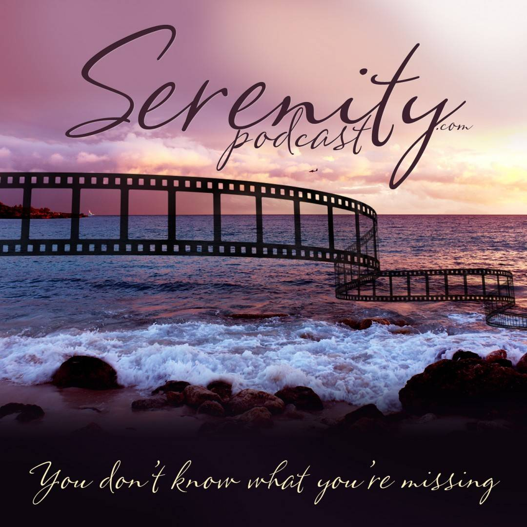Serenity Podcast Album Art